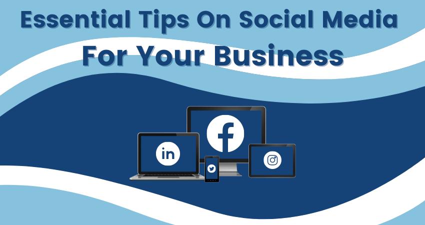 essential social media tips
